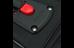 KlickFix Micro 15O pyörälaukku , musta